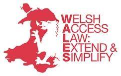 Welsh Acced Laws logo