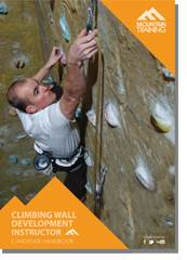 Climbing Wall Development Instructor handbook