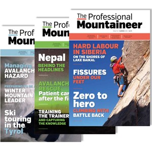 Professional Mountaineer Magazine