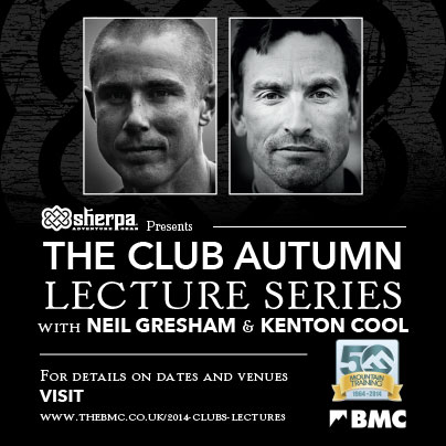 Sherpa Club Lecture Series 1